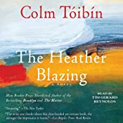 The Heather Blazing: A Novel | [Colm Toibin]