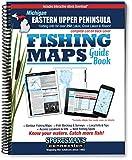 Eastern Upper Peninsula Michigan Fishing Map Guide