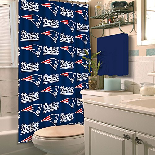 Bengals shower curtain
