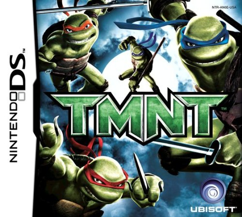 Tmnt - Nintendo Ds back-976578