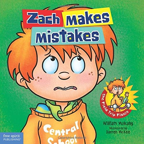 Zach Makes Mistakes (Zach Rules Series) (Make Learning Personal compare prices)