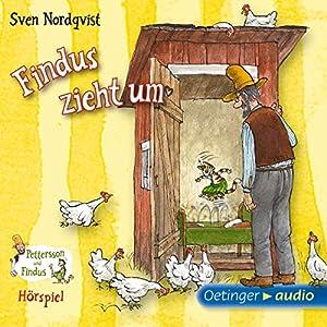 Findus zieht um (Pettersson und Findus Hörspiel) Hörspiel
