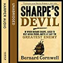 Sharpe's Devil: Napoleon and South America, 1820 - 1821: The Sharpe Series, Book 21 Audiobook by Bernard Cornwell Narrated by Rupert Farley
