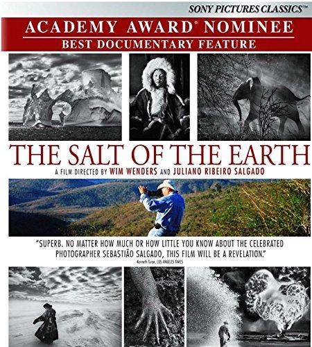 The Salt of The Earth (DVD) (2014) (The Salt Of The Earth 2014 Dvd compare prices)