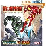 Titanium Vs. Iron! (Marvel: Iron Man) (Pictureback(R))