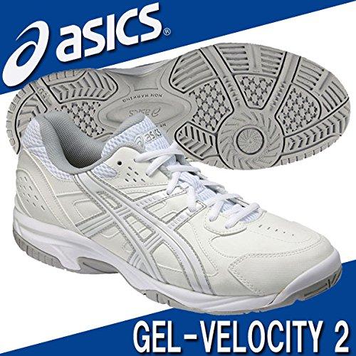ASICS GEL-VELOCITY 2 (Nike) gelveloci tee 2 (tll720-0101) 0101 24.0