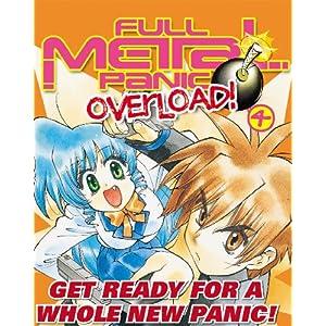 Full Metal Panic: OVERLOAD! Volume 4 (v. 4) Shouji Gatou