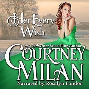 Her Every Wish Audiobook
