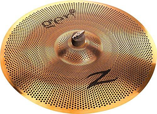 """Zildjian Gen16 Buffed Bronze 18"""" Crash Ride Cymbal"""