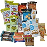 Healthy Snack Care Package (Box of 30 Items)