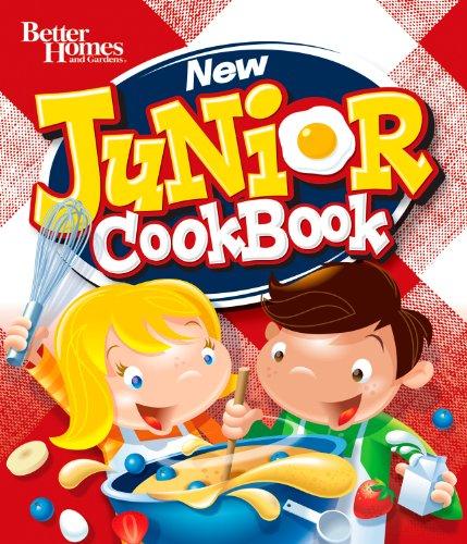 Better Homes and Gardens New Junior Cook Book (Better Homes and Gardens Cooking) by Better Homes and Gardens