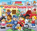 Fisher-Price Little People What Do Pe...