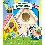 Birdhouse with Lovebirds
