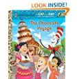The Chocolate Voyage (Dr. Seuss/Cat in the Hat) (Little Golden Book)