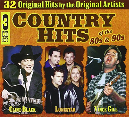 Restless - Country Hits Of The 80s & 90s (3-cd) - Zortam Music