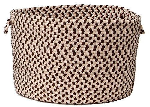 Colonial Mills Boston Common Utility Basket, 18 by 12-Inch, Harbour Lites - 1