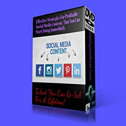 Effective Strategies For Profitable Social Media Content, That You Can Start Doing Instantly