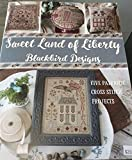 img - for Sweet Land of Liberty Cross Stitch book / textbook / text book