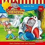 Spuk im Zoo (Benjamin Blümchen 136) | Vincent Andreas