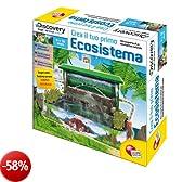 Liscianigiochi 36882 Discovery Crea Un Vero ecositema