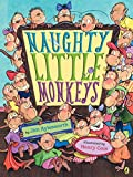Naughty Little Monkeys (0142405620) by Aylesworth, Jim