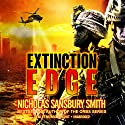 Extinction Edge: Extinction Cycle, Book 2 (       UNABRIDGED) by Nicholas Sansbury Smith Narrated by Bronson Pinchot