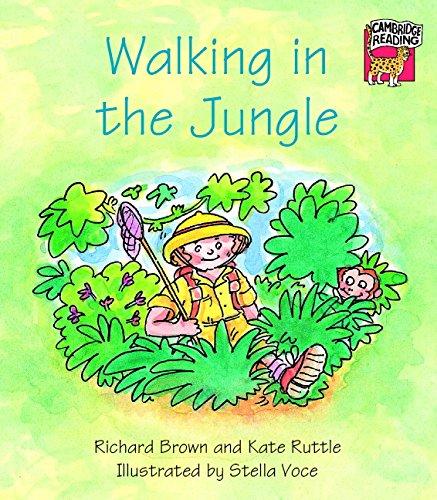 Walking in the Jungle (Cambridge Reading)