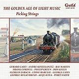 L'Age D'Or De La Musique Légère: Picking Strings