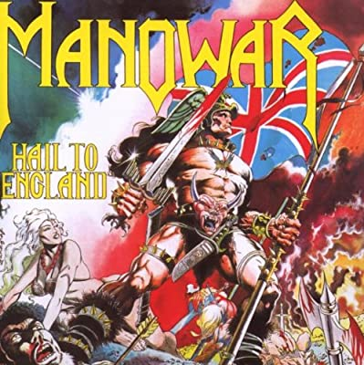 Manowar -hail to england
