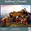 Gulliver's Travels Audiobook by Jonathan Swift Narrated by David Thorn