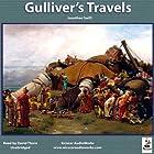 Gulliver's Travels Hörbuch von Jonathan Swift Gesprochen von: David Thorn