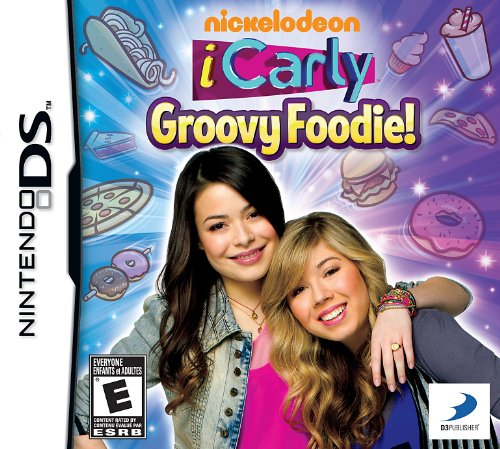 iCarly: Groovy Foodie! - Nintendo DS