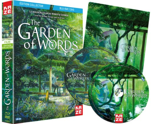 Alquiler y compra de el jard n de las palabras filmaffinity for El jardin de las palabras filmaffinity