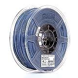 eSUN 1.75mm Gray PLA PRO (PLA+) 3D Printer Filament 1KG Spool (2.2lbs), Gray