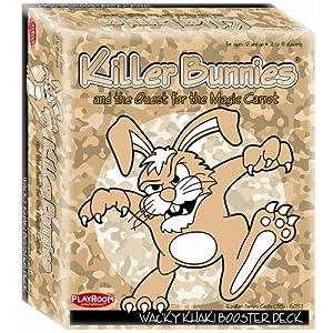 Killer Bunnies Wacky Khaki Booster