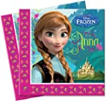 Disney Frozen Party Paper Napkins x 20