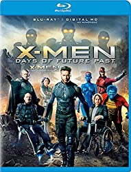 X-Men: Days of Future Past (Bilingual) [Blu-ray + Digital Copy]