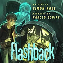 Flashback (       UNABRIDGED) by Simon Rose Narrated by Harold Squire