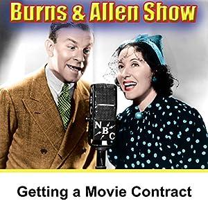 Getting a Movie Contract Radio/TV Program