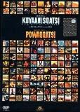 MOVIE-KOYAANISQATSI+POWAQQATSI (BOX 2 DVD)