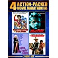 Action Packed Movie Marathon, Vol. 2 (Bamboo Gods & Iron Men, Bulletproof, Trackdown & Scorchy)