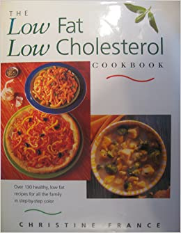 The American Heart Association Low-Fat, Low-Cholesterol