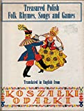 img - for Treasured Polish Folk Rhymes Songs and Games book / textbook / text book