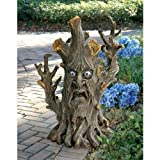 Design Toscano Bark, the Black Forest Ent Tree Statue
