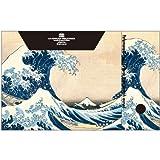 エトランジェ ディ コスタリカ ファイルボックス 神奈川沖浪裏 A4 紙 PDM-51-41