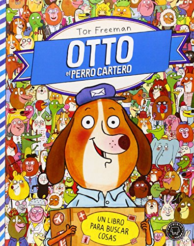 Otto. El Perro Cartero (Blackie Little Books)