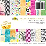 American Crafts Paper Pad, 6 by 6-Inch, Amy Tan Sketchbook
