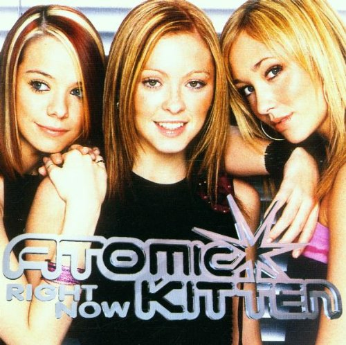 Atomic Kitten - Right Now (bonus disc) - Zortam Music