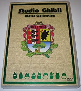 Studio Ghibli 16 Movie Collection, New 2012 English Language Edition! Director Hayao Miyazaki! 6 Disc Top Quality