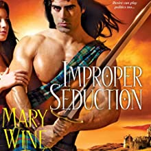 Improper Seduction (       UNABRIDGED) by Mary Wine Narrated by Ray Chase